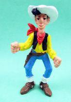 Lucky Luke - Figurine PVC M+B Maia Borges - Lucky Luke bagarreur