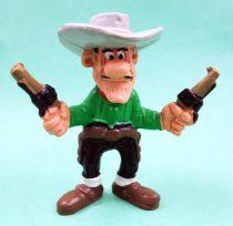 Lucky Luke - Figurine PVC M+B Maia Borges - William Dalton hors-la-loi