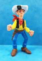 Lucky Luke - Figurine PVC M.D.Toys - Lucky Luke avec poing fermé