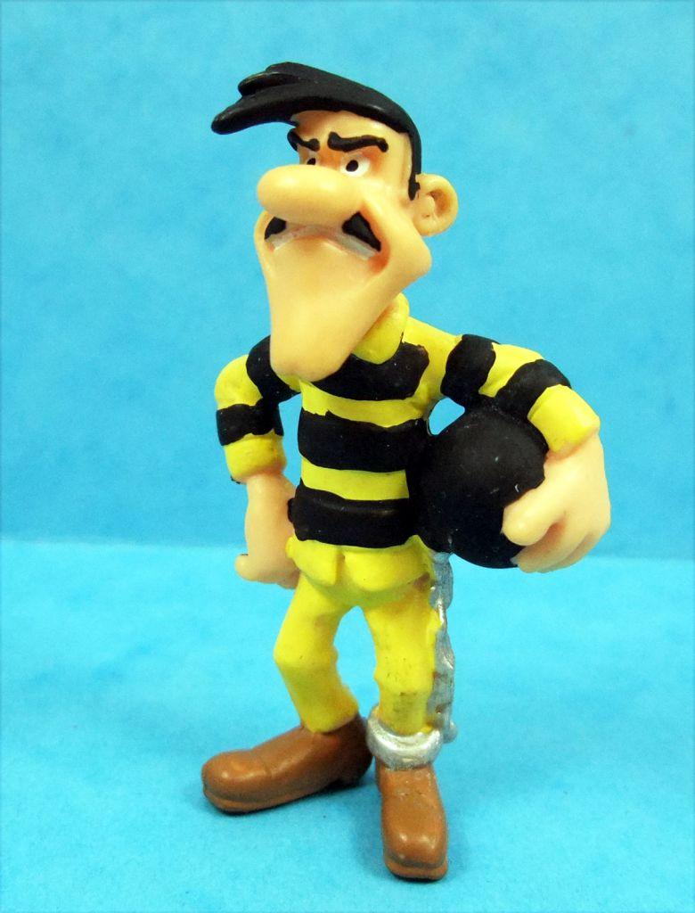 Lucky Luke - Figurine PVC Plastoy - William Dalton en tenue de bagnard