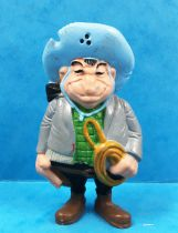 Lucky Luke - Figurine PVC Schleich - Hank Bully, le conducteur de la diligence