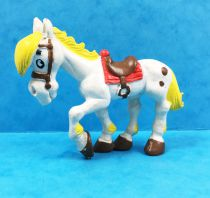 Lucky Luke - Figurine PVC Schleich - Jolly Jumper