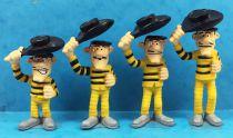 Lucky Luke - Figurine PVC Schleich - Les Dalton bagnards