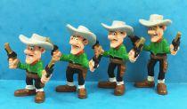 Lucky Luke - Figurine PVC Schleich - Les Dalton