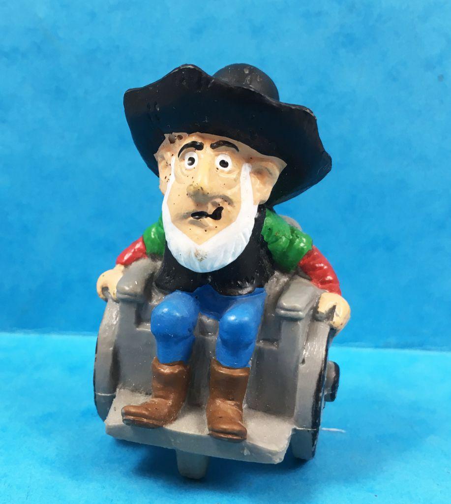 Lucky Luke - Figurine PVC Schleich - Opa