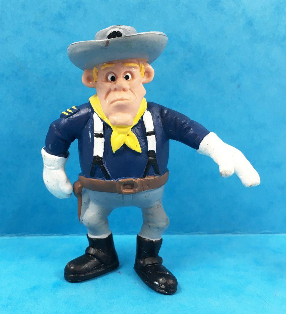 Lucky Luke - Figurine PVC Schleich - Soldat de la Cavalerie n°1