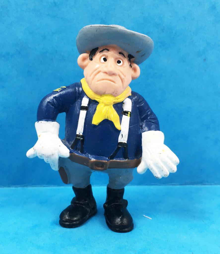 Lucky Luke - Figurine PVC Schleich - Soldat de la Cavalerie n°2