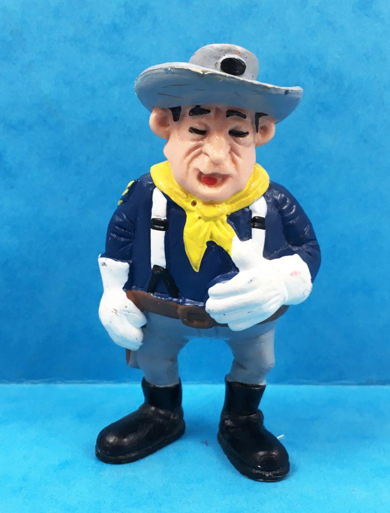 Lucky Luke - Figurine PVC Schleich - Soldat de la Cavalerie n°4