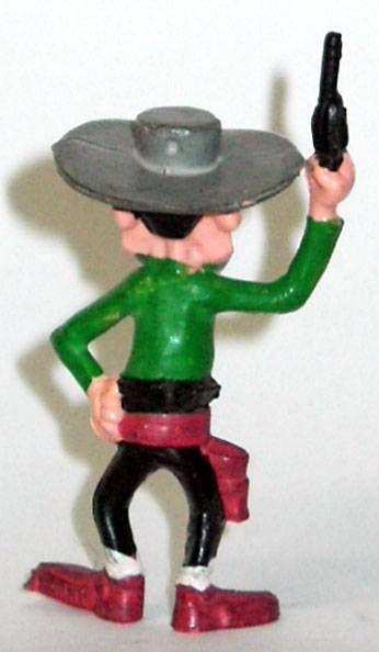 Lucky Luke - Jim - Plastique figure Dalton (Jack)