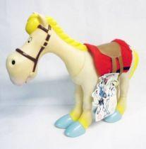 Lucky Luke - Lucky Luke Licensing 1995 - Figurine Vinyl Jolly Jumper 30cm