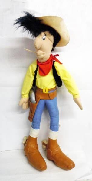 Lucky Luke - Lucky Luke Licensing 1995 - Peluche Lucky Luke 60cm