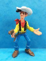 Lucky Luke - M.D.Toys PVC figure - Lucky Luke with gun