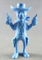 Lucky Luke - Omo Bonux 1973 - Figurine Monochrome - Averell Dalton (Bleu)
