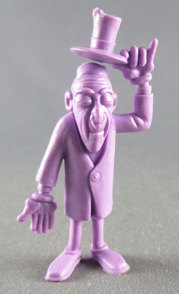 Lucky Luke - Omo Bonux 1973 - Figurine Monochrome - Croque-Mort (Mauve)