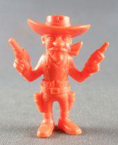 Lucky Luke - Omo Bonux 1973 - Figurine Monochrome - Jack Dalton (Orange)