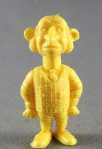 Lucky Luke - Omo Bonux 1973 - Figurine Monochrome - Maitre d\'hôtel (Jaune)