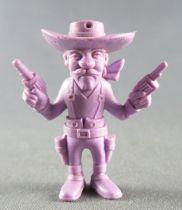 Lucky Luke - Omo Bonux 1973 - Monochromic Figure - Jack Dalton (Purple)