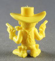 Lucky Luke - Omo Bonux 1973 - Monochromic Figure - Joe Dalton (Yellow)