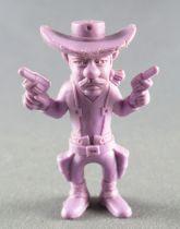 Lucky Luke - Omo Bonux 1973 - Monochromic Figure - William Dalton (Purple)