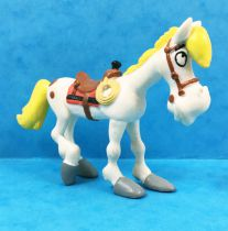 Lucky Luke - Plastoy PVC figure - Jolly Jumper
