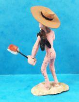 Lucky Luke - Prototype en Résine - Sheriff en grenouillère