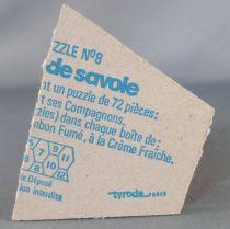 Lucky Luke - Puzzle Six de Savoie N°8
