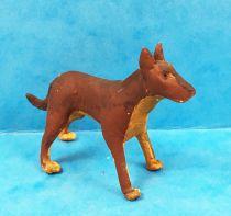 Lucky Luke - Resine Prototype - Dog (deutscher Schäferhund ?)