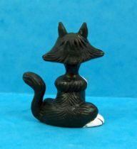 Lucky Luke - Schleich - figurine pvc Le chat de Ma Dalton