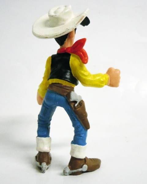Lucky Luke - Schleich - figurine pvc Lucky Luke avec poings fermés