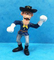 Lucky Luke - Schleich PVC figure - Cavalry Colonel