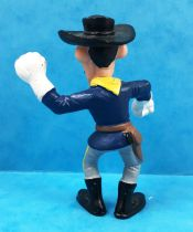 Lucky Luke - Schleich PVC figure - Cavalry Colonel