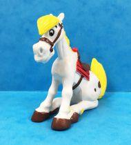Lucky Luke - Schleich PVC figure - Jolly Jumper sitted