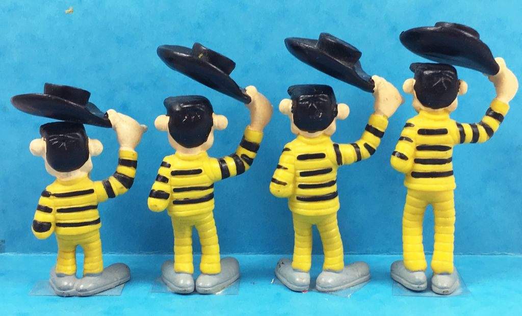 Lucky Luke - Schleich PVC figure - The Daltons