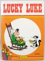 Lucky Luke - Set de 6 Albums à colorier - Dargaud 1984