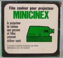 Lucky Luke - Super 8 Movie Color - Minicinex / Cinemat (Meccano France) -  War Paints (ref.43410)