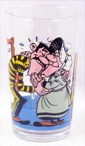 Lucky Luke - Verre à moutarde Amora - Le fils préféré de Ma Dalton