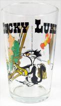Lucky Luke - Verre à moutarde Ducros - Ma Dalton et le vautour