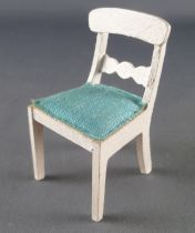 Lundby of Sweden # 7182 - Blue Heaven Sleeping Room Chair Dolls House Furniture