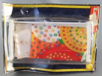 Lundby of Sweden # 7266 - Bed Single Child Room Dolls House Furniture Mint on Card