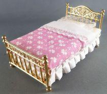 Lundby of Sweden - Chambre Pink Heaven Lit Double Maison de Poupée