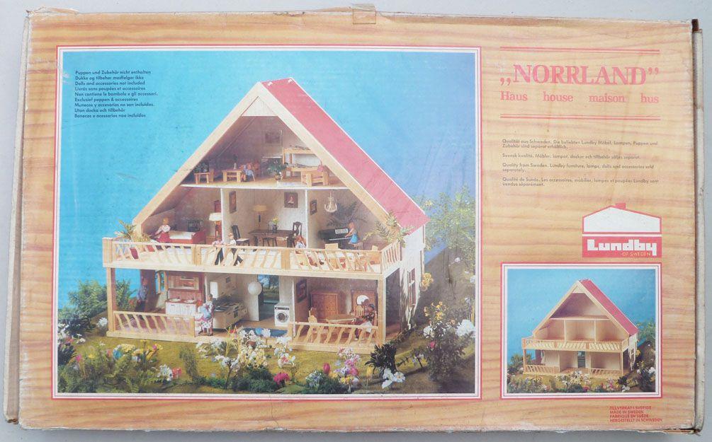 Lundby of Sweden - Grande Maison de Poupées Norrland  - Neuve en Boite