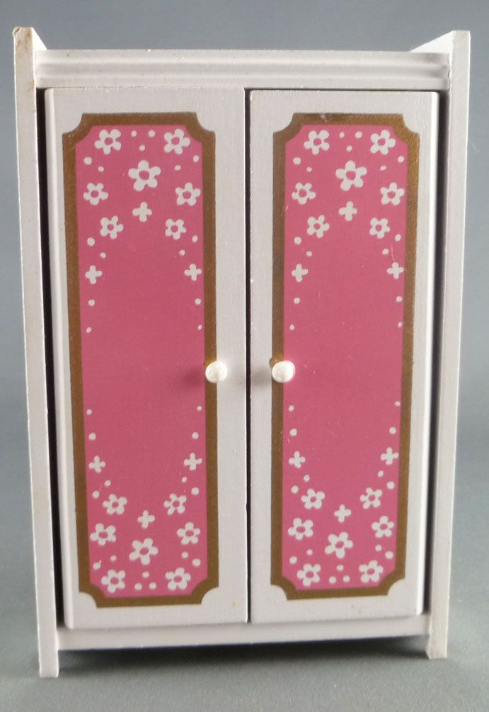 eeadb373d0a6 Lundby of Sweden - Pink Heaven Room Wardrobe Dolls House Furniture. Loading  zoom