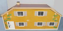 Lundby of Sweden - Stockholm Dolls House with Removable Front Facade 90cm