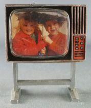 Lundby of Sweden - Télévision Couleur Illuminable Maison de Poupées