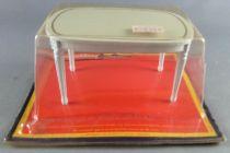 Lundby of Sweden Réf 4406 - Table Salle à Manger Pieds Droits Maison de Poupées Neuf Blister