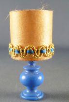 Lundby of Sweden Réf 6169 - Lampe de Table Romantique Bleu avec Ampoule Maison de Poupées 2