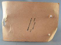 Lundby of Sweden Réf 7266 - Lit Simple Chambre Garçon Maison de Poupées Neuf Blister 3