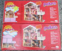 Lundby Petra Réf 61508 + 61588 - Maison des Jeux Electrifiée + Étage Supplémentaire Poupées Mannequin 29 cm Neuf Boite