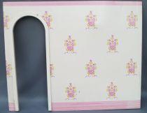 Lundby Petra Réf 61508 - Maison des Jeux - Pièce Détachée Carton Décor Cloison Poupées 29 cm