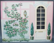 Lundby Petra Réf 61588 - Étage Supplémentaire Maison des Jeux - Pièce Détachée Carton Décor Mur Extérieur Cuisine Poupées 29 cm